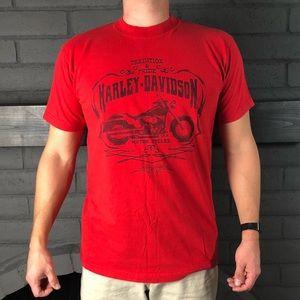 Harley Davidson Arkansas Pig Trail T-Shirt size L
